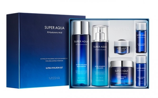 MISSHA Super Aqua Ultra Hyalron Set