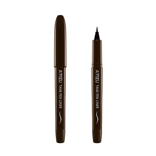 Apieu Tank Pen Liner [Brown]