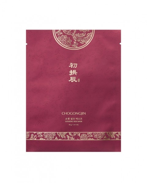 MISSHA Chogongjin Sosaeng Silk Mask
