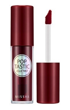 MISSHA Poptastic Jelly Tint (Club Red)
