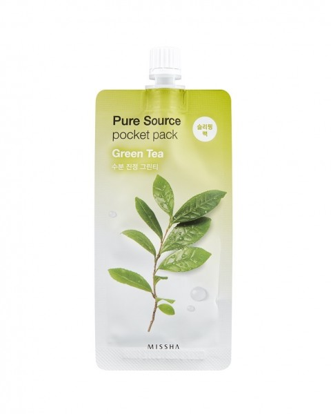 MISSHA Pure Source Pocket Pack (Green Tea)