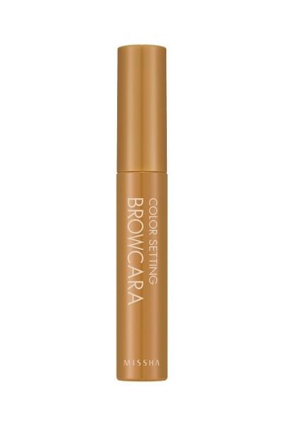 MISSHA Color Setting Browcara #5 Blondie Brown