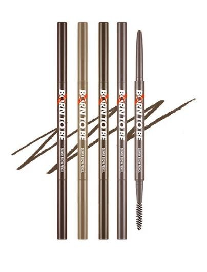 APIEU Born to be Madproof Skinny Brow Pencil