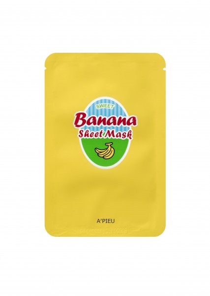 APIEU Banana & Honey Sheet Mask