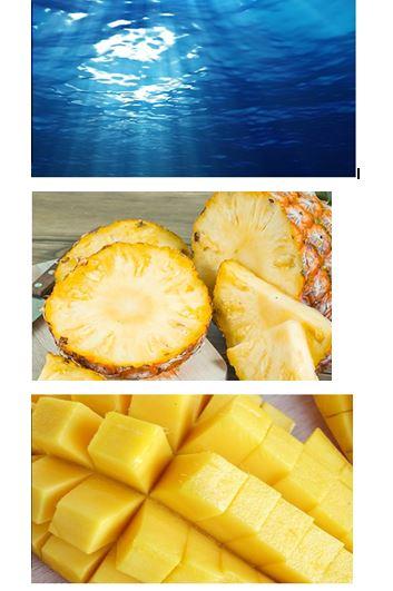 Icing-Sweet-Bar-Mask-Pineapplke-Inhaltsstoffe-zusammen