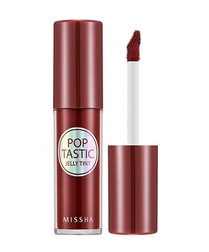 MISSHA Poptastic Jelly Tint (Salsa Red)