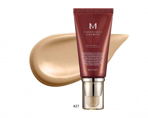 MISSHA Perfect Cover BB Cream 27