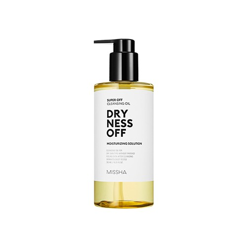 MISSHA Super Off Cleansing Oil Dryness Off