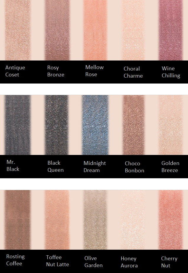 missha-colorgraph-all-colors
