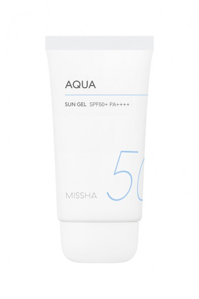 MISSHA All Around Safe Block Aqua Sun Gel SPF50+/PA++++