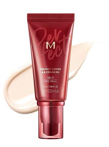 MISSHA M Perfect Cover BB Cream RX - 17 - Bright Beige