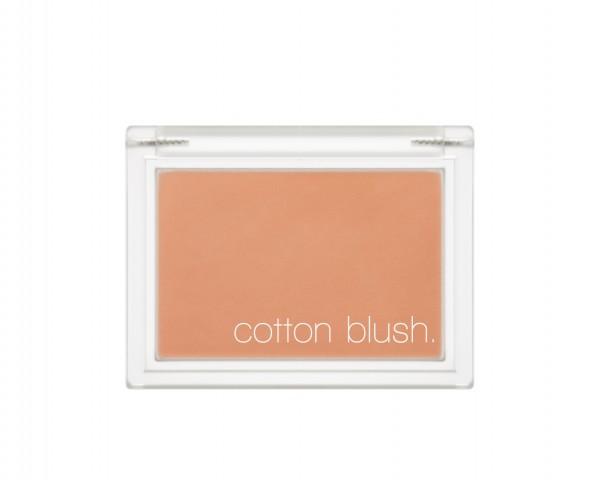 MISSHA Cotton Blush_Carrot Buttercream