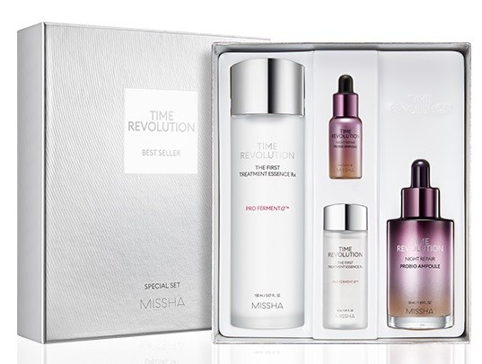 MISSHA Time Revolution Night Repair Bestseller Set