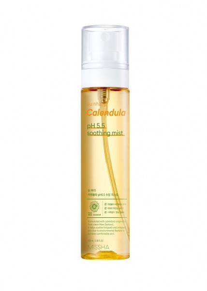 MISSHA Sunhada Calendula pH Balancing Soothing Spray