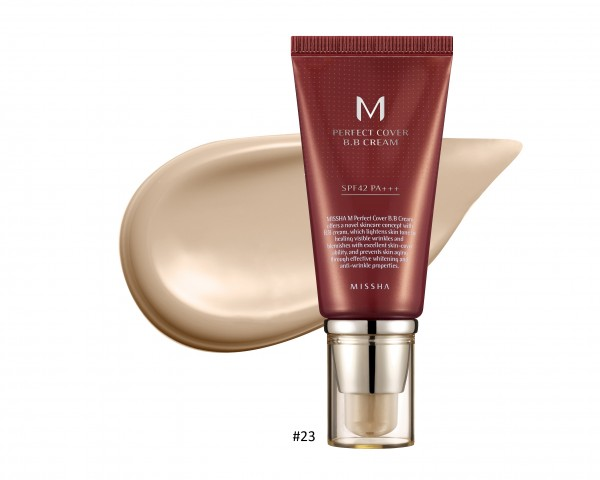 MISSHA Perfect Cover BB Cream 23