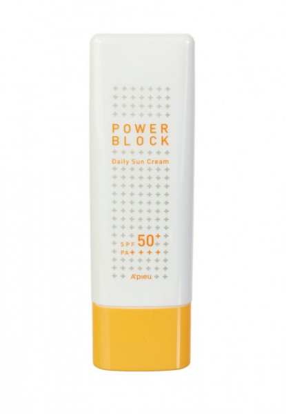 APIEU Power Block Daily Sun Cream SPF50+/++++