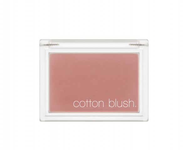 MISSHA Cotton Blush_Vintage Robe