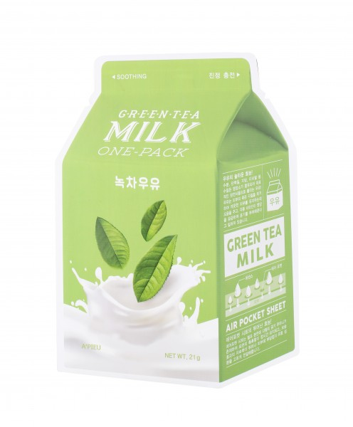 APIEU Green Tea Milk One-Pack