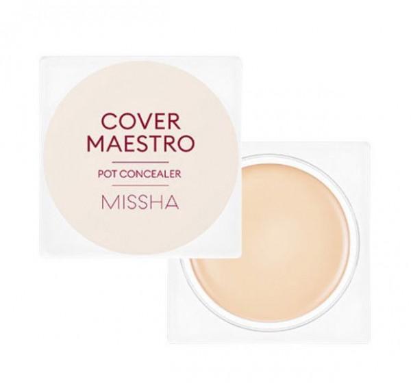 MISSHA Cover Maestro Pot Concealer