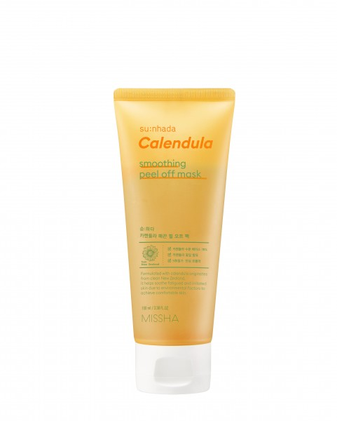 MISSHA Sunhada Calendula Smoothing Peel Off Mask